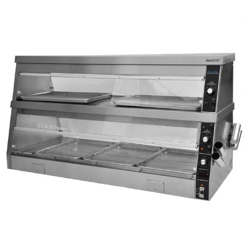 Countertop Warmer Display Case 150cm W - HDS-5